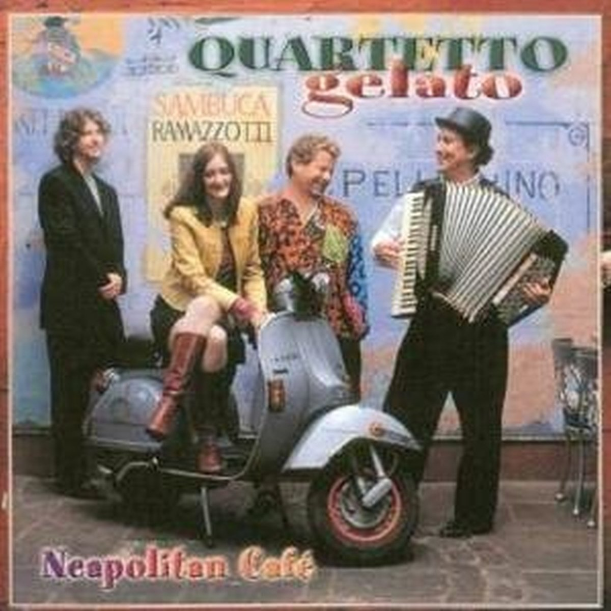 Neopolitain Cafe