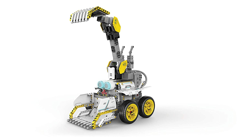 UBTECH JIMU Robot Builderbots Series: Overdrive Kit / App