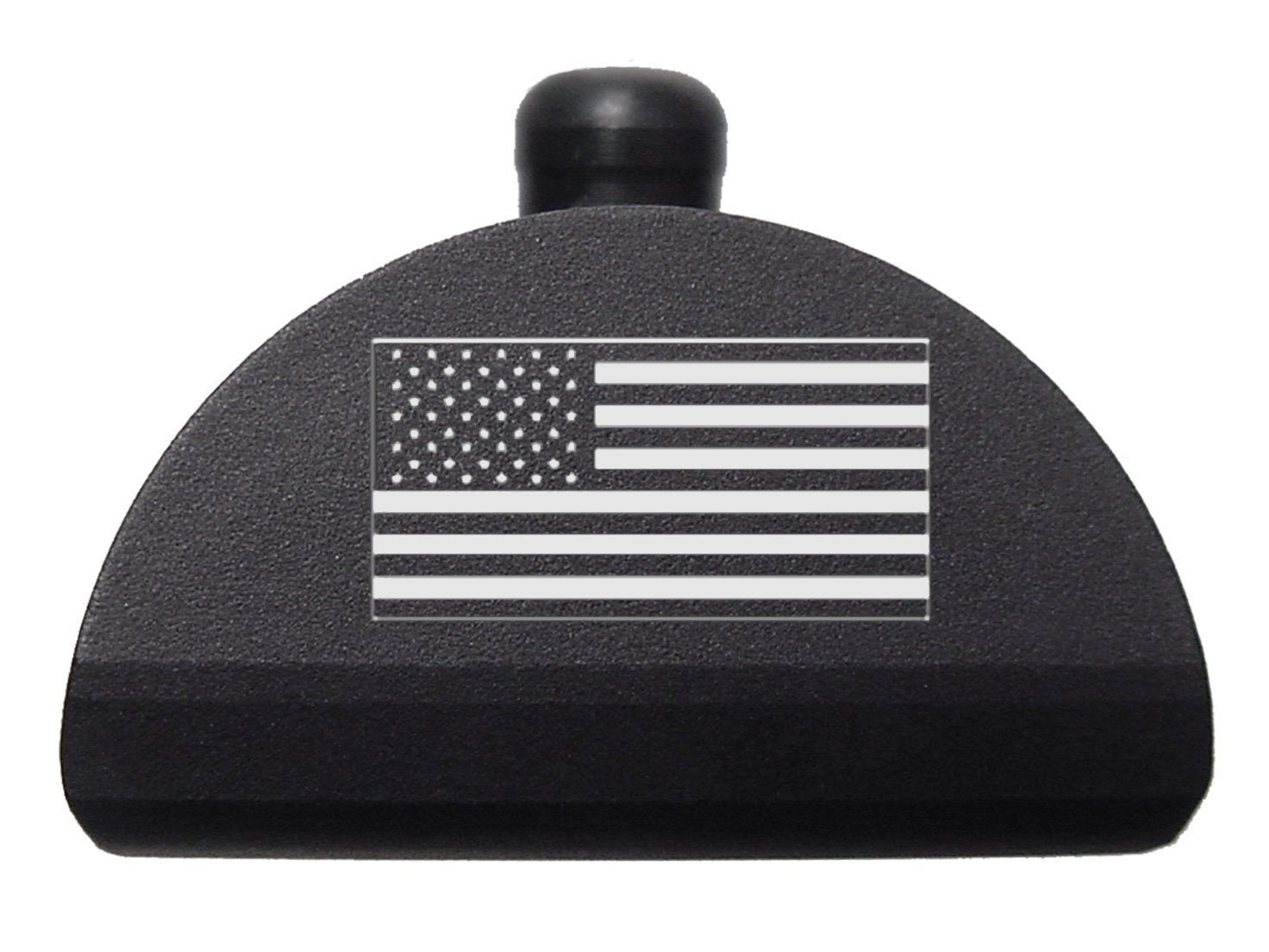 Fixxxer Aluminum Grip Frame Plug for Glock 17 19 22 23 24 31 32 34 35 37 38 GEN 1-3 (American Flag)