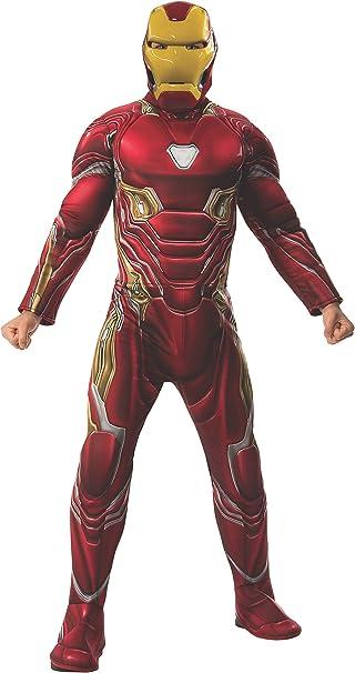 Amazon.com: Rubies Marvel: Avengers 4 Deluxe Iron Man (Mark ...
