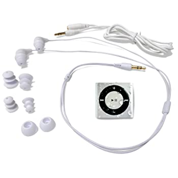 Underwater Audio iPod Swimbuds Waterproof Earbuds