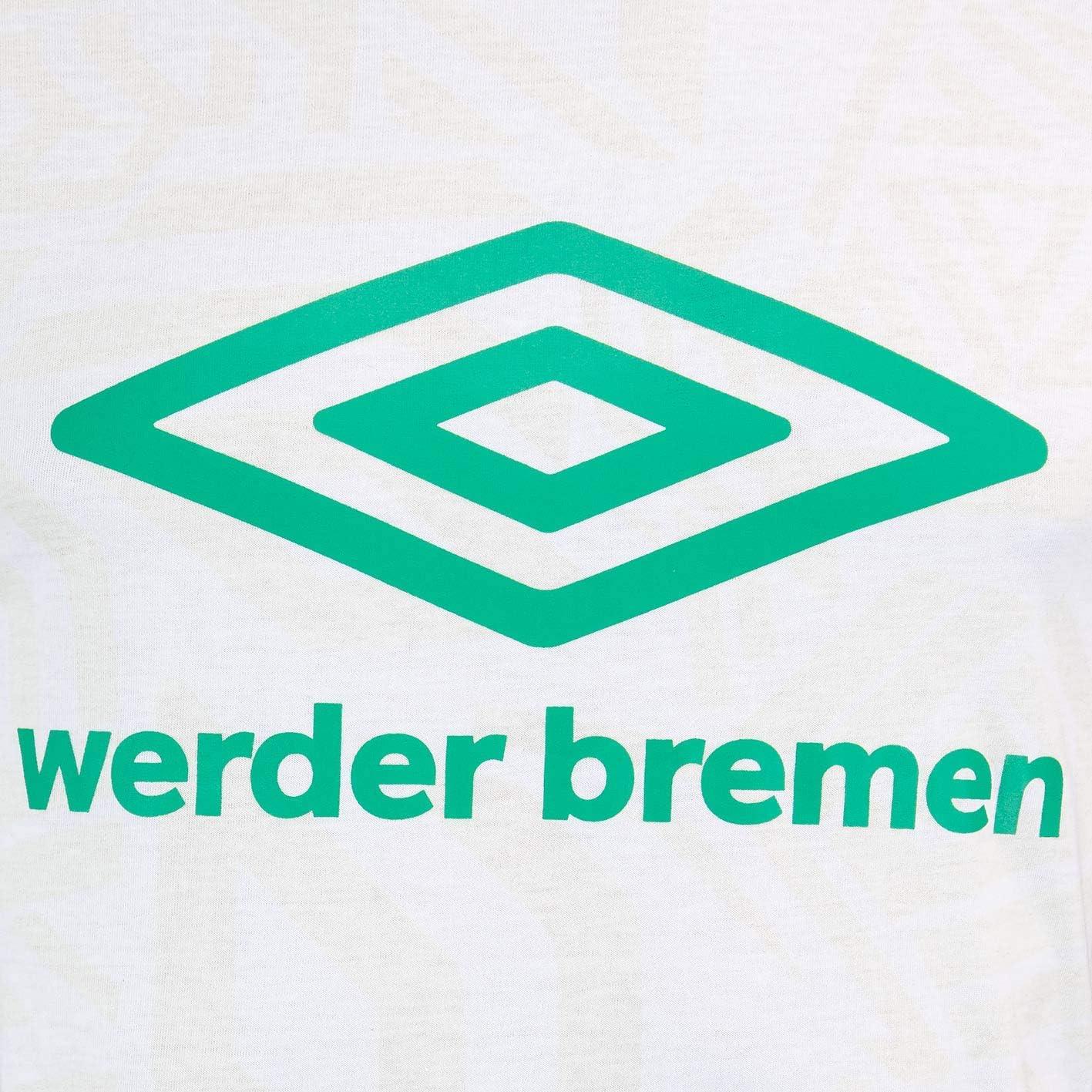 Werder Bremen Poolside Diamond T-Shirt