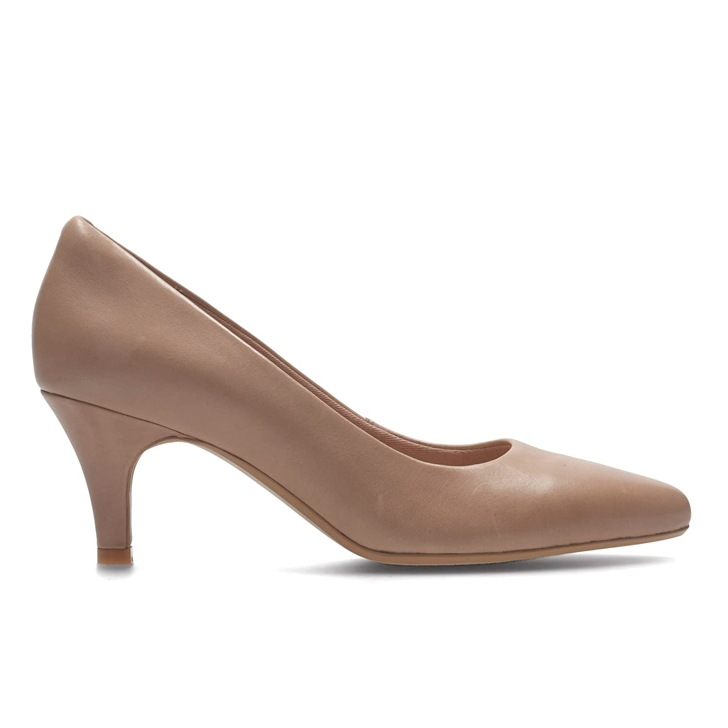 Clarks Damen Isidora Faye Pumps5.5 UK|Rosa