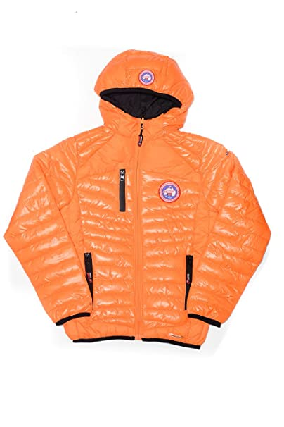 Geographical Norway-Abrigo para niño Geographical Norway Bergam reversible, color naranja naranja: Amazon.es: Ropa y accesorios