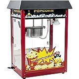 Royal Catering - RCPS-16E - Máquina de palomitas de maíz - tejadillo negro - 1600 W…