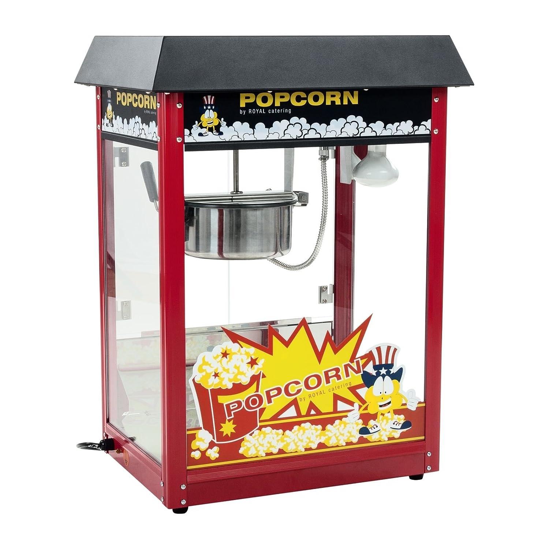 Royal Catering - RCPS-16E - Máquina de palomitas de maíz...