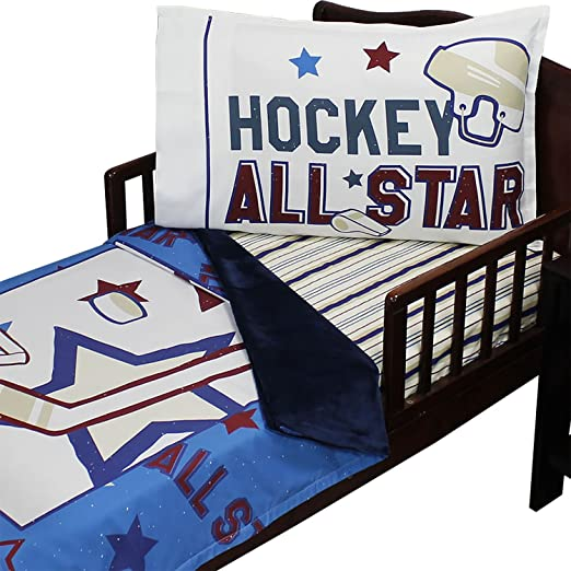 hockey bedding set