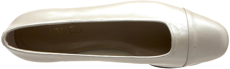 VANELi Women's FC-313 Flat B000PD8RDE 7.5 SS US|Sand Pearl Nappa