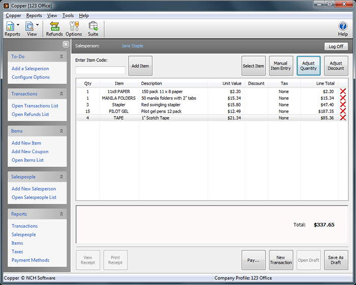 Simply Put A Point Of Sale Software Or Pos Is One That T