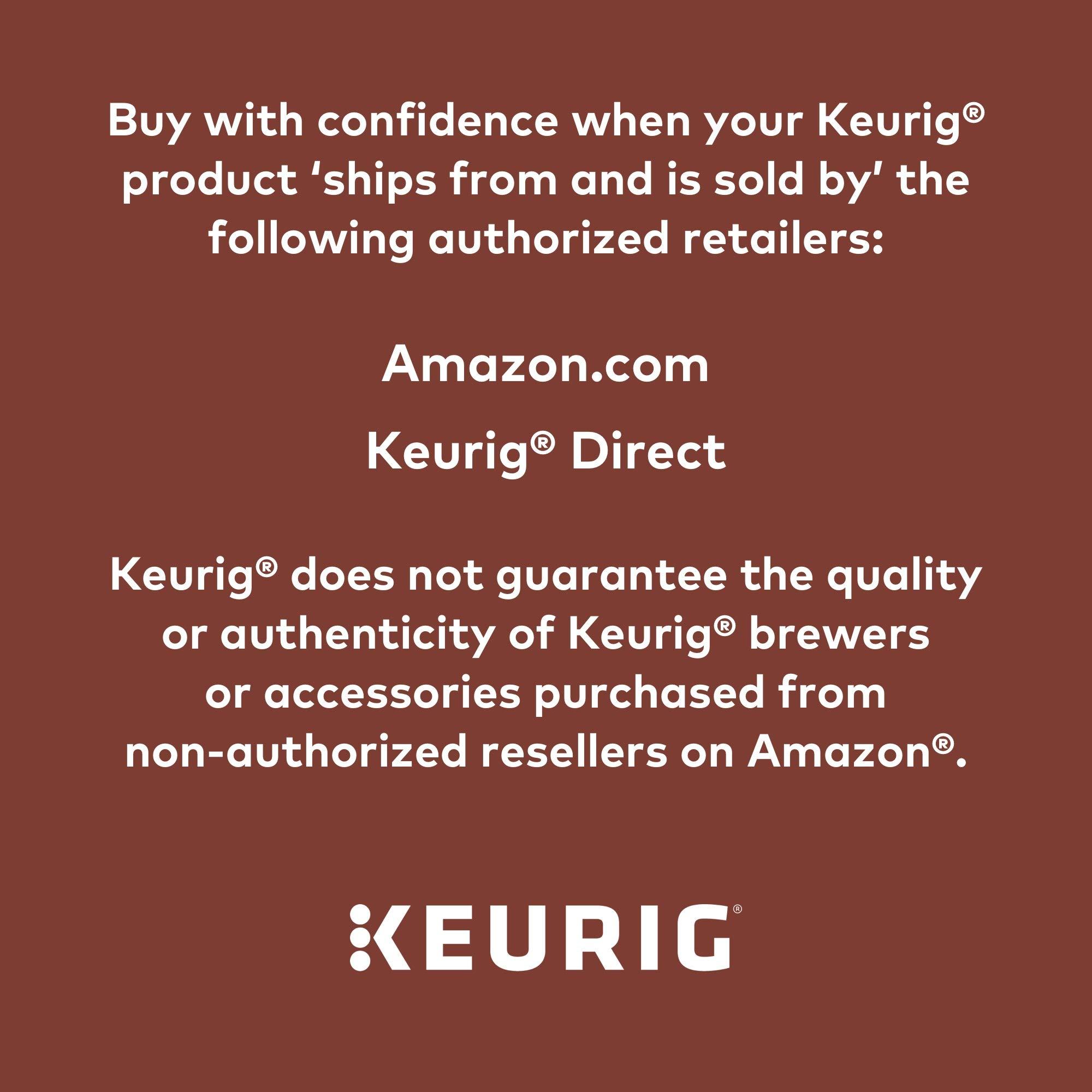 Keurig K-Classic Coffee Maker, K-Cup Pod, Single Serve, Programmable, White by Keurig (Image #6)