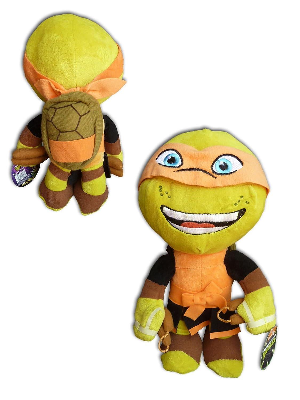 Michelangelo Samurai 30cm Super Soft Peluche (Las Tortugas ...