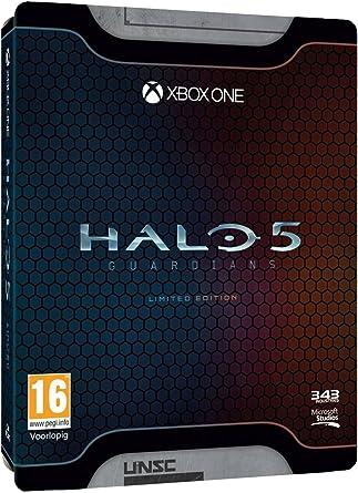 Halo 5: Guardians - Edición Limitada: Amazon.es: Videojuegos