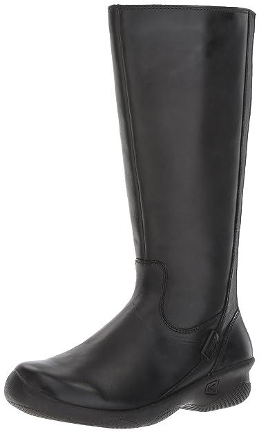 9e0c7da27a98 Keen Women s Baby Bern ii Wide-w Rain Boot Black 5 ...