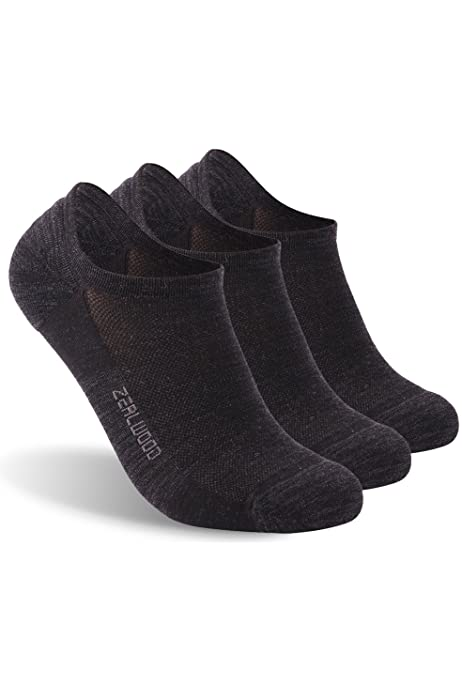SmartWool No Show Socks Merino Wool LLAMA ADVENTURES Internal Gripper LARGE $16+