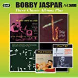 Three Classic Albums Plus (Bobby Jaspar All Stars / Tenor & Flute / Interplay For 2 Trumpets & 2 Tenors)