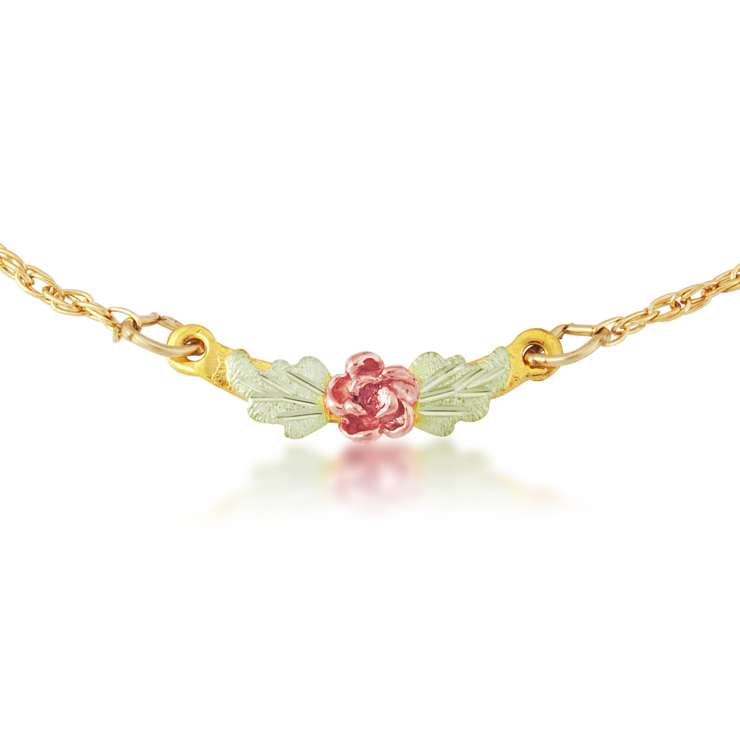 Black Hills Gold Rose Ankle Bracelet by Black Hills Gold (Image #1)