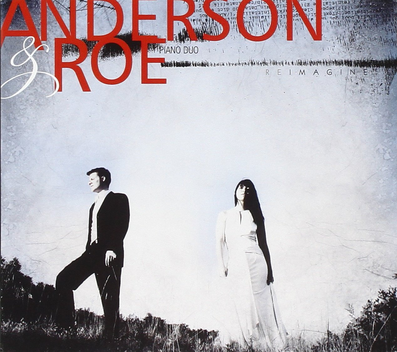 Reimagine by Anderson & Roe Piano Duo