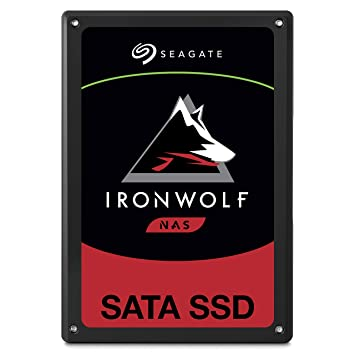 Seagate IronWolf 110 2,5 Pulgadas SSD, SATA III 6 GB/s, 3D TLC ...