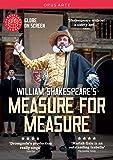 Shakespeare: Measure For Measure [Various ,Dominic Dromgoole ] [OPUS ARTE: OA1218D] [DVD]