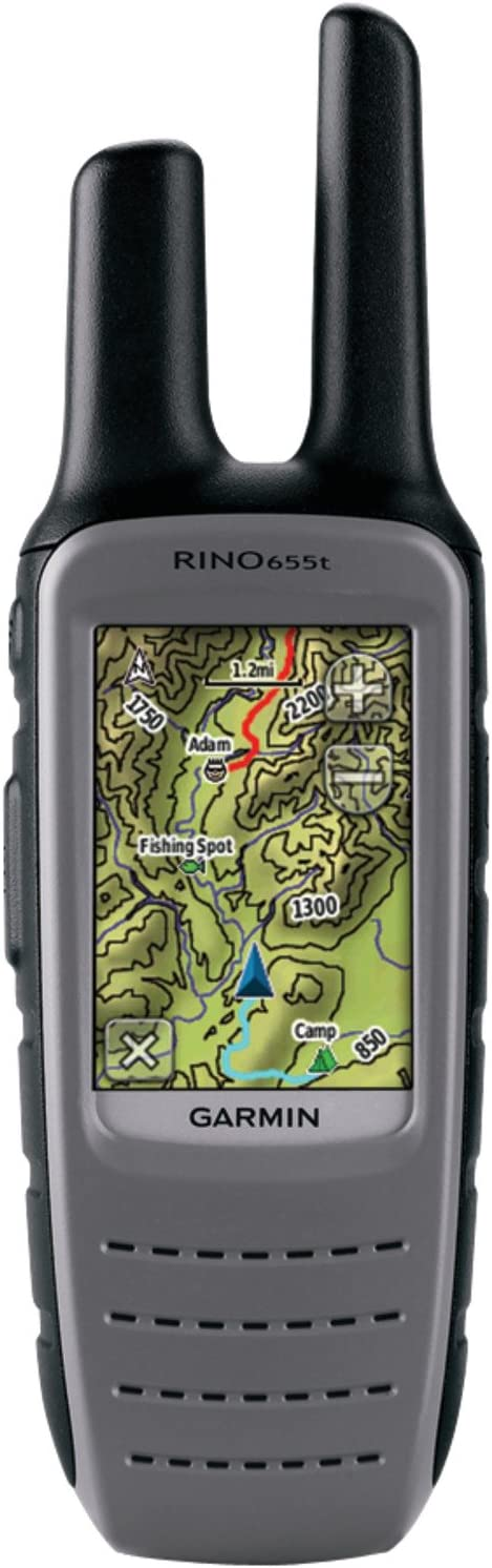 Garmin Rino 655t US GPS with TOPO 100K Maps Discontinued by Manufacturer