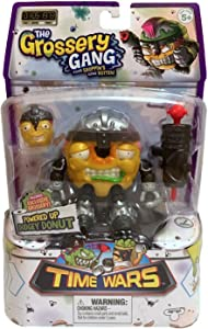 Grossery Gang The Time Wars Action Figure - Dodgey Donut