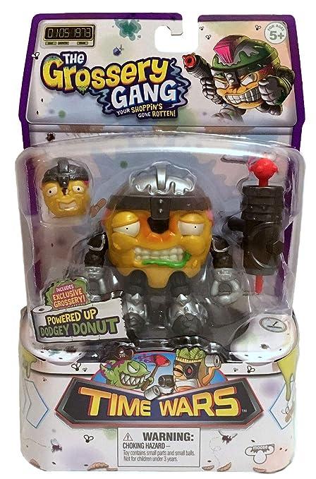 Choose one NEW Grossery Gang Series 5 Time Wars
