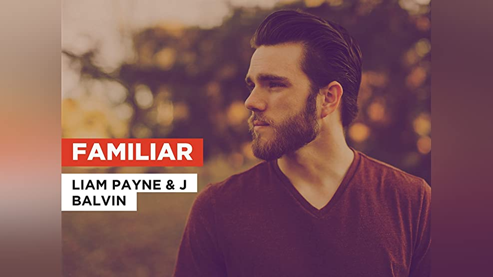 Familiar in the Style of Liam Payne & J Balvin