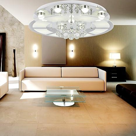 OOFAY LIGHT® Fácil y graziöse lámpara de cristal elegante 9 ...