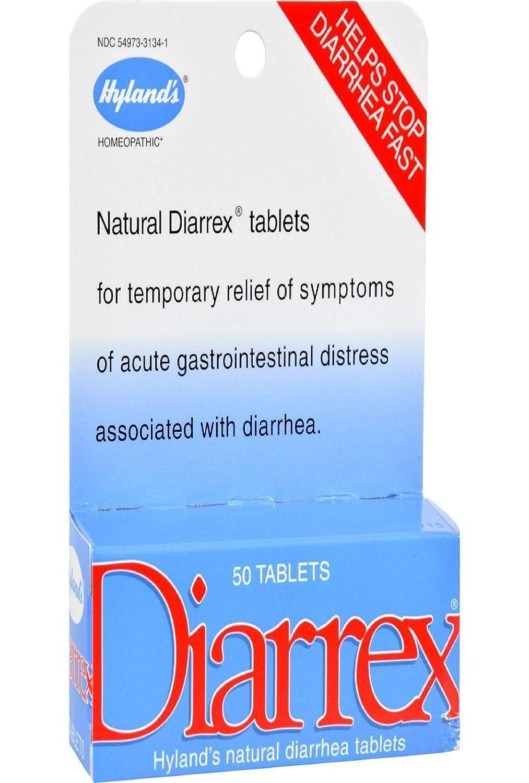 Amazon.com: 2 Paquetes De Hylands Homeopática diarrex ...