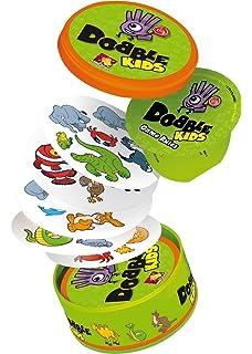 Asmodee- Dobble Kids, Color 8231: Amazon.es: Juguetes y juegos
