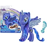 "My Little Pony Toy Princess Luna – Sparkling 6"" Figure for Kids Ages 3 Years Old & Up"
