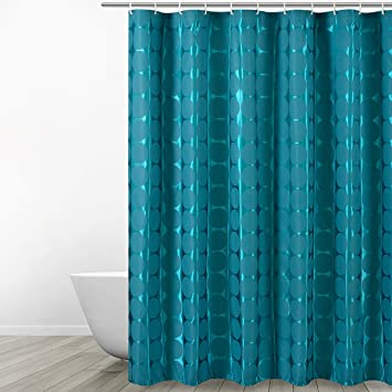 Amazon.com: Eforgift Standard Size Durable Polyester Shower ...