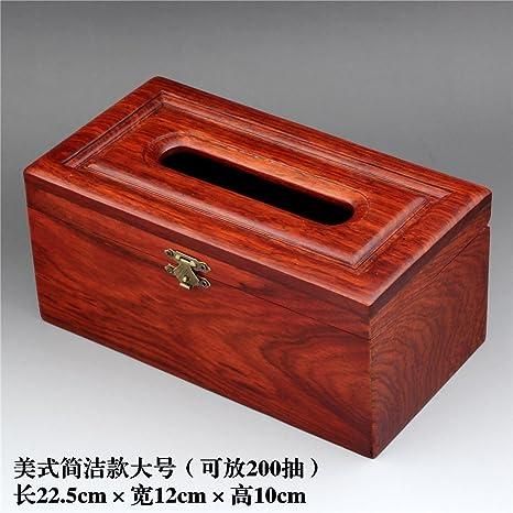 pingofm palisandro papel caja restaurante Real madera extracción Sala de estar restaurante Tire de la mesa