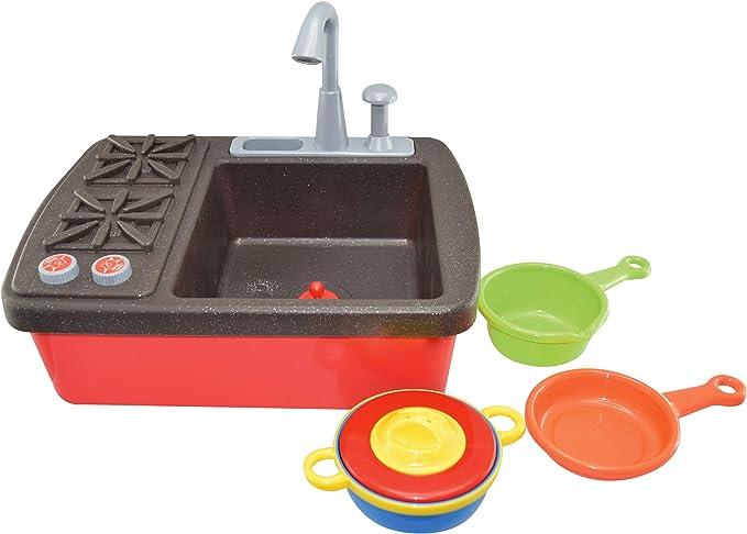 Waschbecken Spielzeug - Gowi Spülbecken Kinderküche