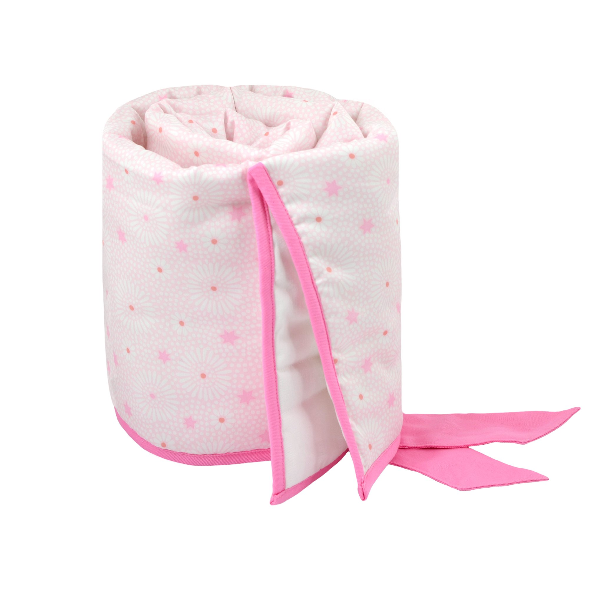 Just Born Jungle Rail Cover, Pink