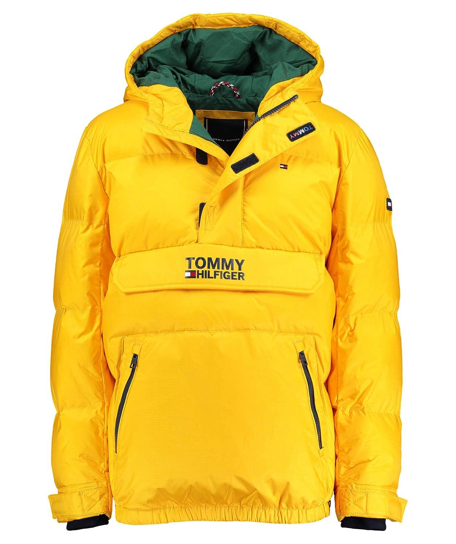 servizio eccellente lusso piuttosto bella Tommy Hilfiger Jungen Steppjacke Padded Pop Over Jacket gelb (510 ...