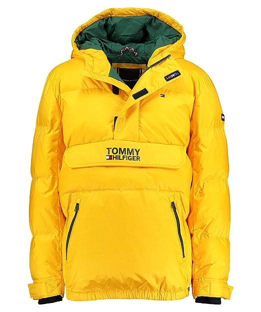 Tommy Hilfiger Chaqueta Padded Amarilla 16 Amarillo: Amazon.es: Ropa y accesorios