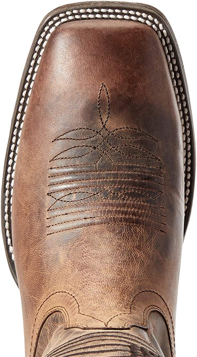 ARIAT Mens Circuit Patriot Western Boot