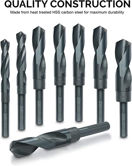 1//2 Shank Silver /& Deming 29.50 Millimeter HS Drill