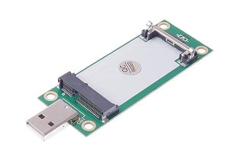 Amazon.com: SMAKN® Mini PCI-E tarjeta de adaptador ...