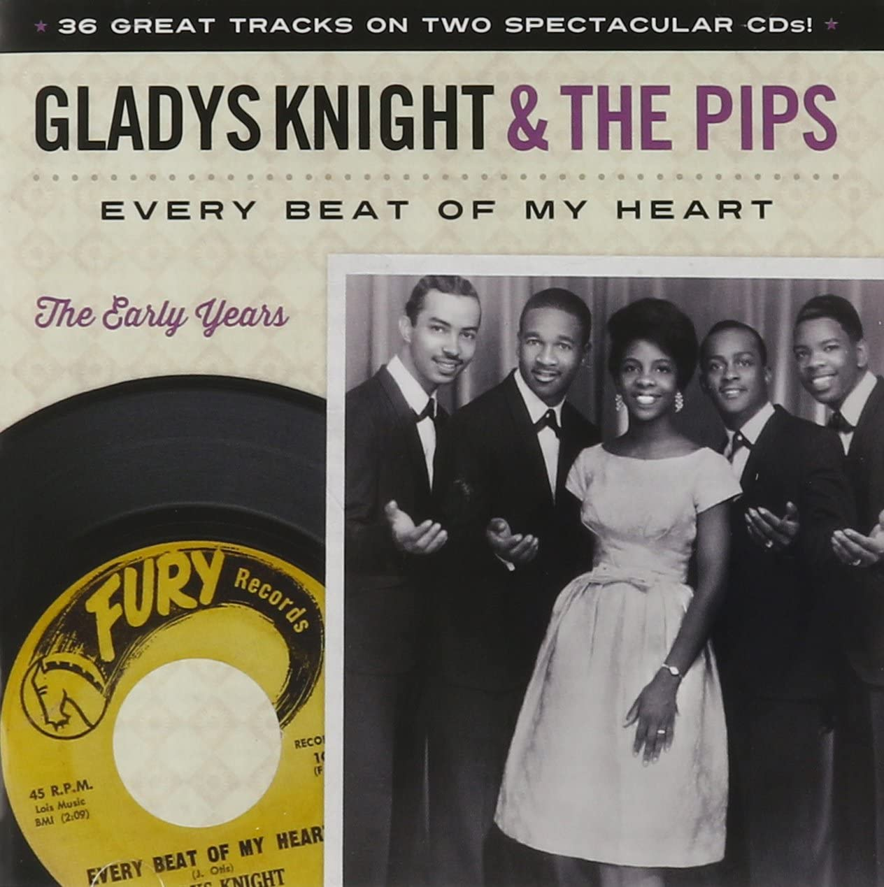 Amazon   Every Beat of My Heart: the Early Years   Gladys Knight ...