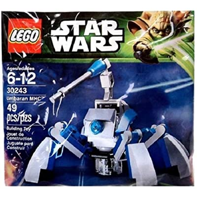 LEGO Star Wars: Umbaran MHC Set 30243 (Bagged): Toys & Games