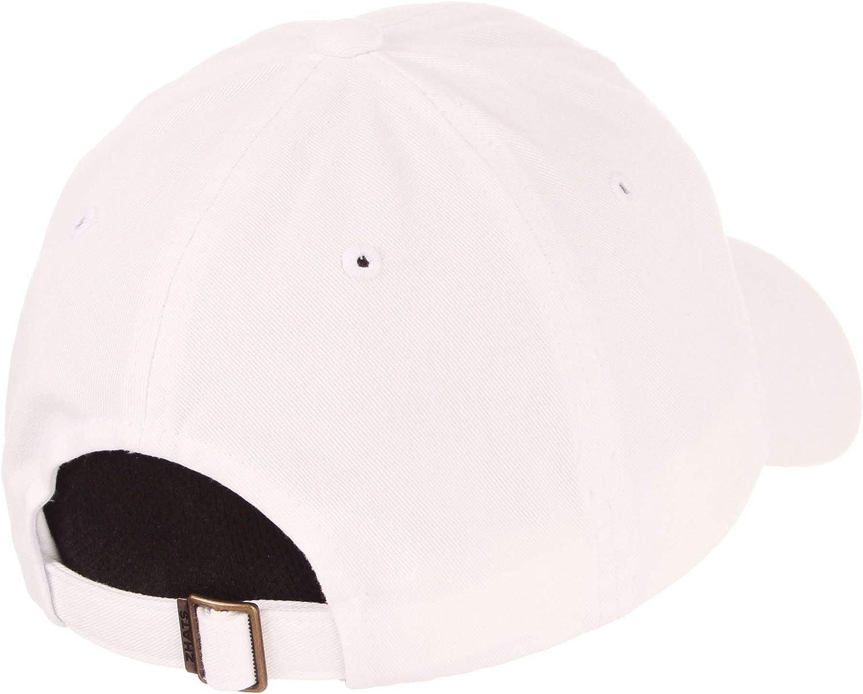 Arizona Wildcats White A Unstructured 100/% Cotton Scholarship Mens//Womens Adjustable Baseball Hat//Cap