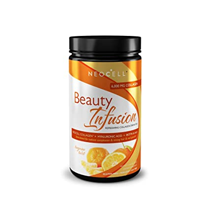 NeoCell Beauty Infusion Refreshing Collagen Drink Mix - Tangerine twlist - 11.64 oz by NeoCell by