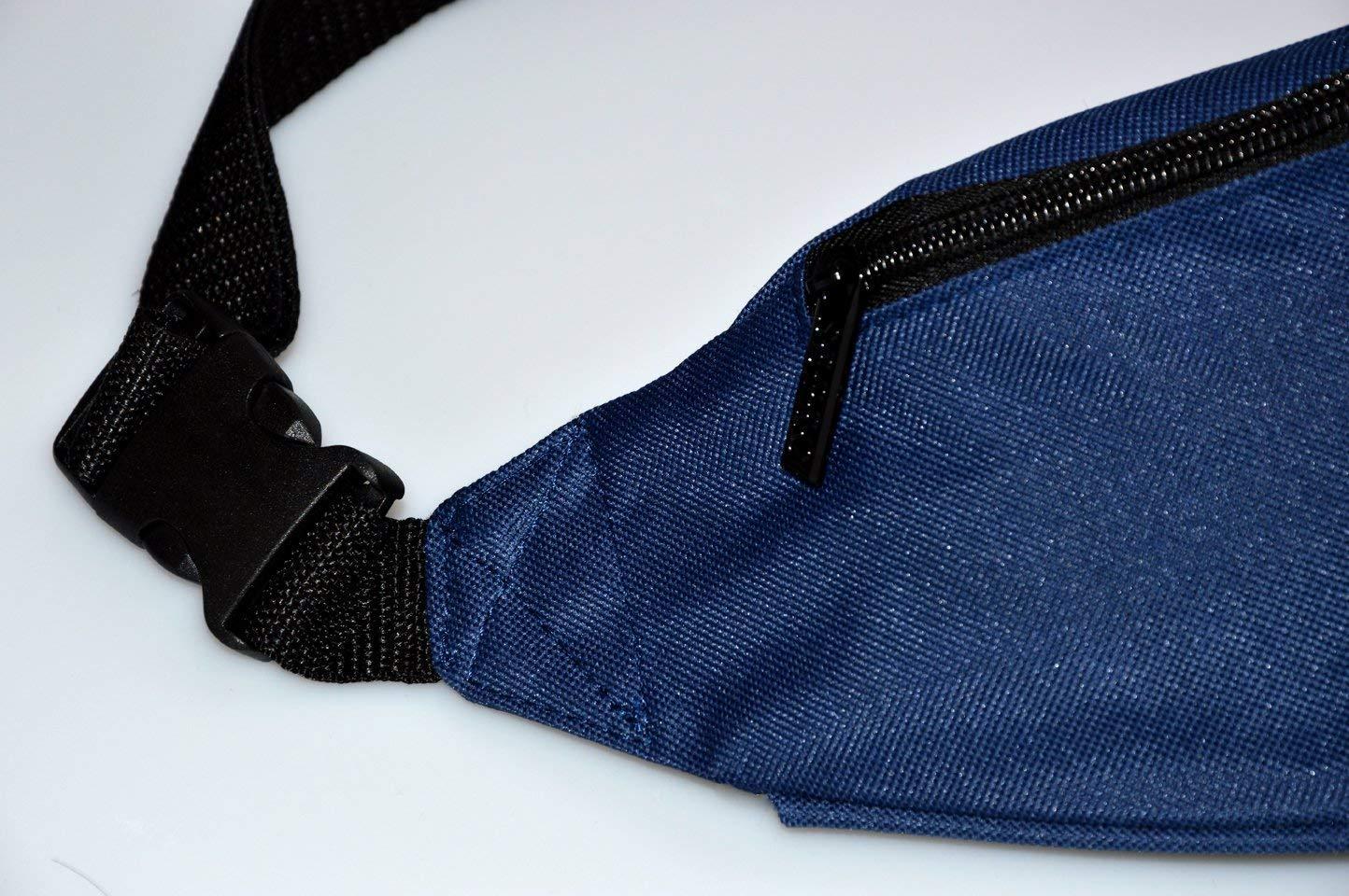xjh558798 Unisex Waist Purse rk Anchor Shark Fanny Pocket Adjustable Running