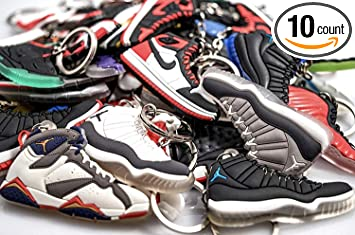 WeTheFounders Shoe Sneakers and Hypebeasts Keychain Wild Variety Pack Gifts for Sneaker Heads Hottest Sellers Bundle Deal!
