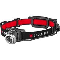 Ledlenser H8R Rechargeable LED Headlamp 600 lumens max, 150 meter beam distance, 500853_Black