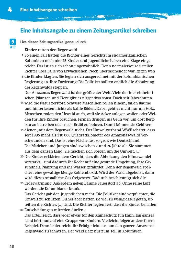 Die Inhaltsangabe Landesbildungsserver Baden Wurttemberg