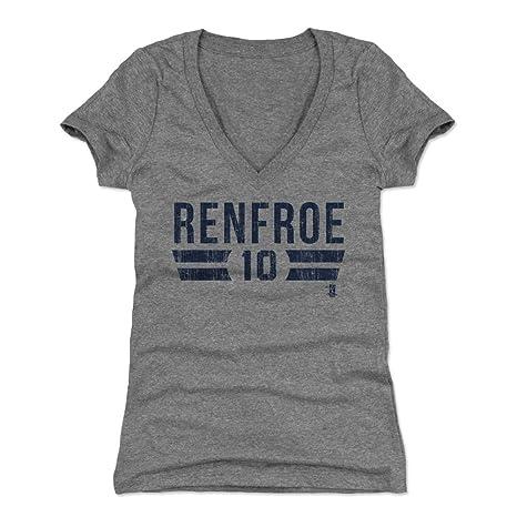 finest selection 31115 bcb7e Amazon.com : Hunter Renfroe Women's Shirt - San Diego ...