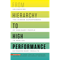 From Hierarchy to High Performance: Unleashing the Hidden Superpowers of Ordinary People to Realize Extraordinary Results (English Edition)